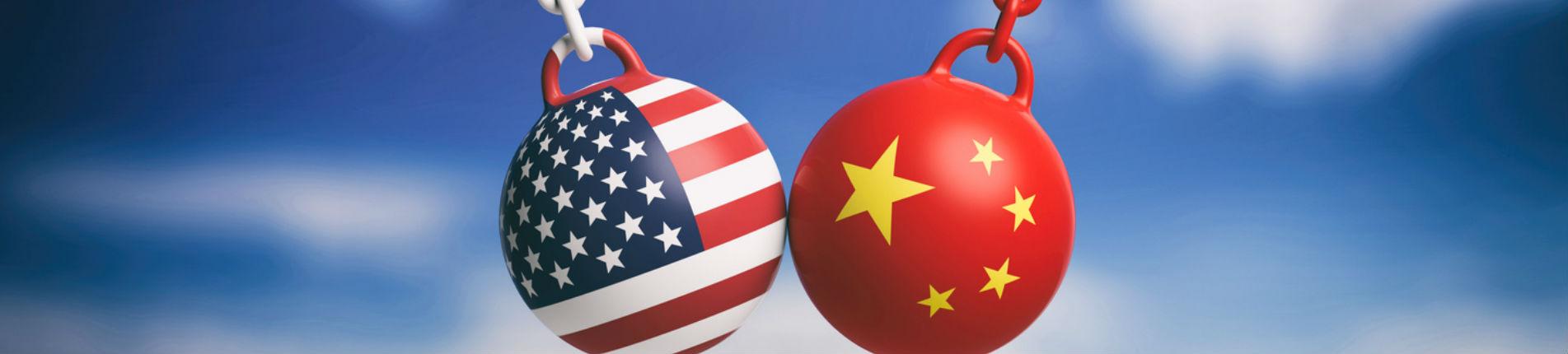 Guerra comercial China y EEUU