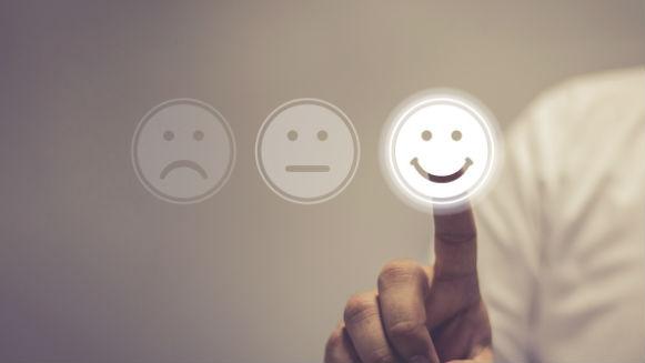 Satisfacción del cliente debido a calidad de empresa